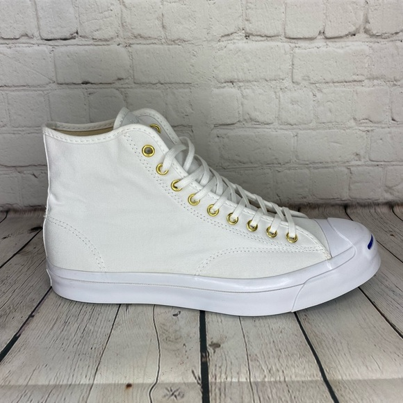 Rare Converse Jack Purcell Signature High Sneakers